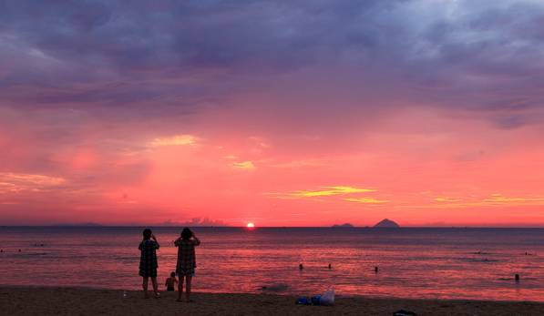 外国海岛风景图